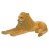 мягкая игрушка лев мелисса даг