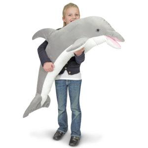 мягкая игрушка дельфин мелисса даг