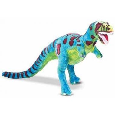 плюшевый динозавр мелисса даг
