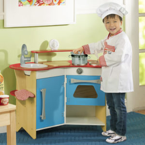 детская деревянная кухня мелисса даг