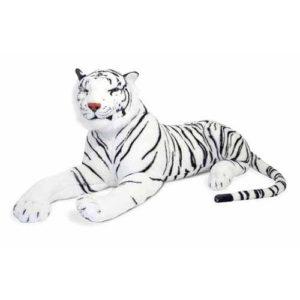 белый тигр melissa & doug
