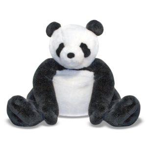 панда мягкая игрушка мелисса даг melissa & doug
