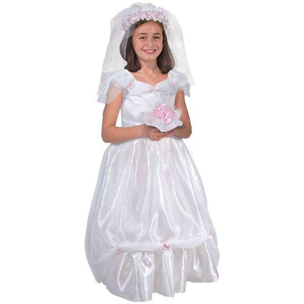 костюм невесты мелисса даг