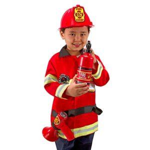 набор пожарного мелисса даг