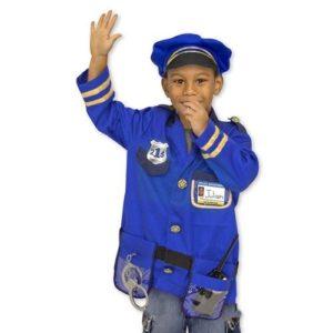 набор для маскарада полицейский мелисса даг