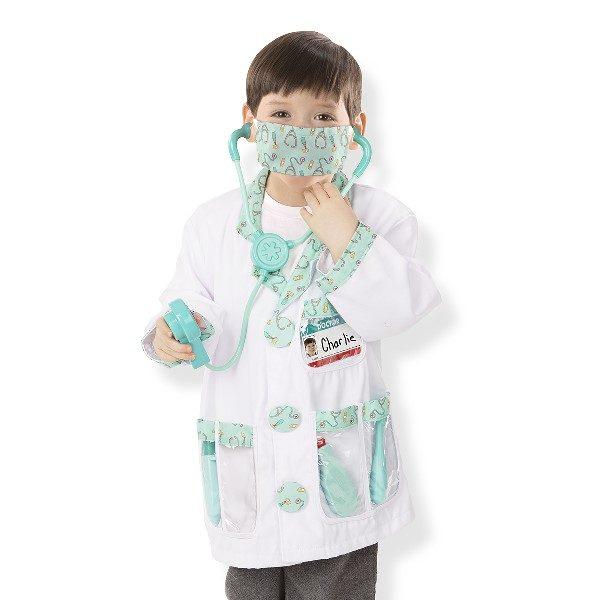 костюм доктора мелисса даг