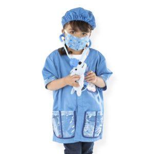 костюм ветеринара мелисса даг