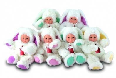 куклы детки зайки большой