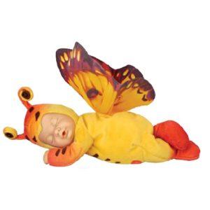 детки бабочки желтые престиж анне геддес
