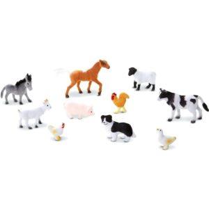 набор игрушечных животных melissa doug