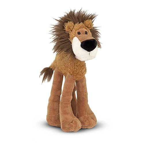 лев плюшевый мелисса даг