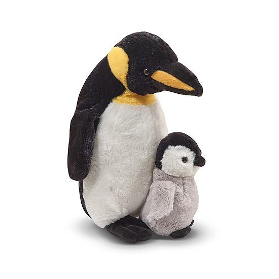 пингвин с детенышем мелисса даг
