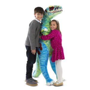 большой динозавр игрушка