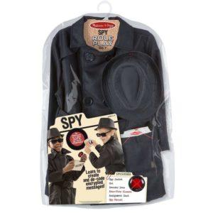 костюм шпиона мелисса даг