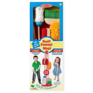 детский набор для уборки melissa doug