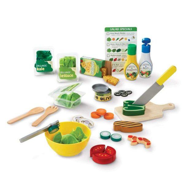 набор продуктов игрушечный 9310