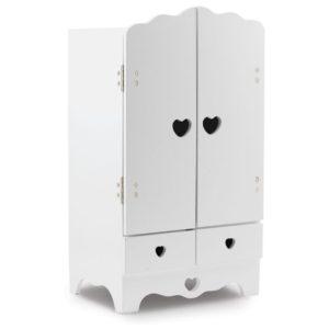 шкаф для кукол melissa & doug