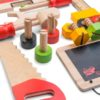 детский верстак мастерская с инструментами ле той ван