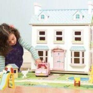 кукольный дом лей той ван мэйбери