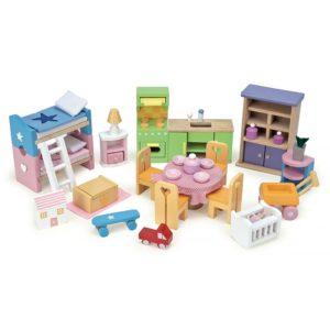 Мебель для домиков