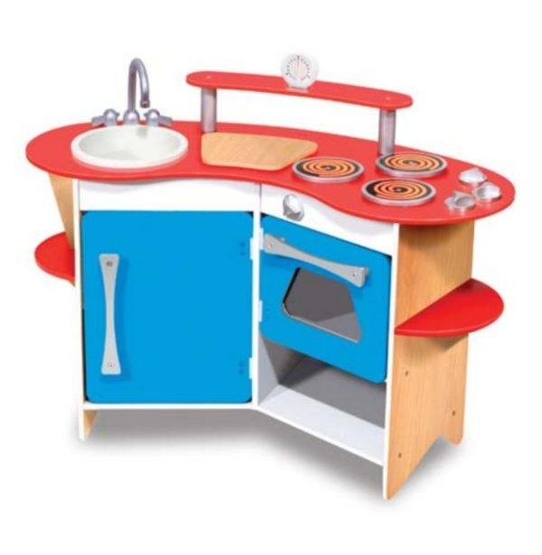 игрушечная деревянная кухня мелисса даг