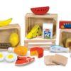 игрушечные деревянные продукты мелисса даг