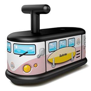 каталка italtrike трамвай