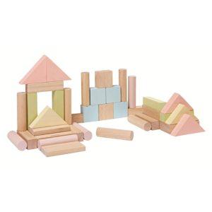 деревянный конструктор plan toys