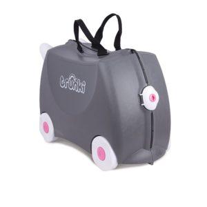детский чемодан котенок
