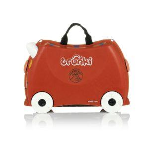 чемодан на колесиках груффало
