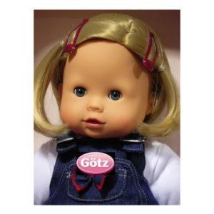 кукла макси маффин блондинка