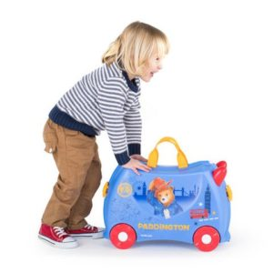 детский чемодан trunki 0317-GB01k