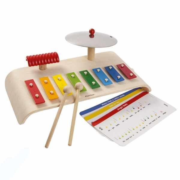 музыкальный центр plan toys