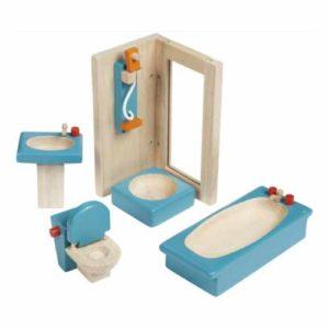 ванная для домика plan toys