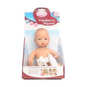 Кукла Newborn Aquini — Девочка 753010