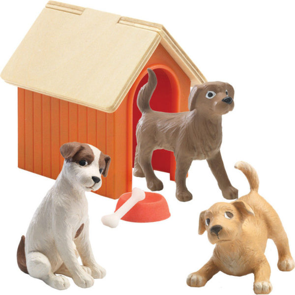 игровой набор собаки djeco