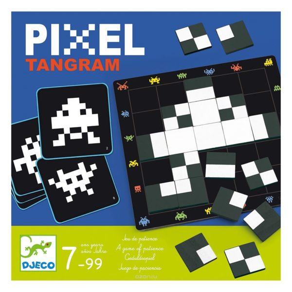 игра пиксели djeco