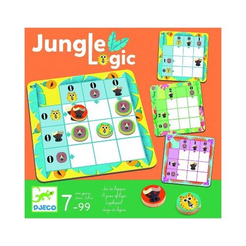 игра джунгли djeco