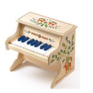 детское пианино джеко