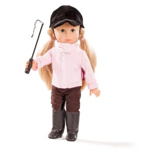 кукла миа наездница готц