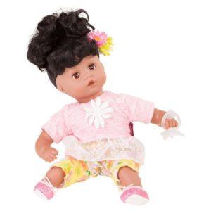 кукла маффин брюнетка готц