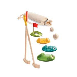 игра гольф plan toys