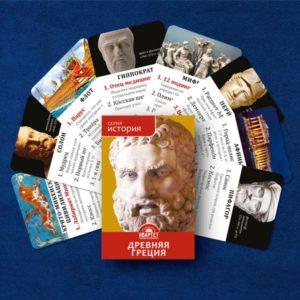 игра квартет древняя греция