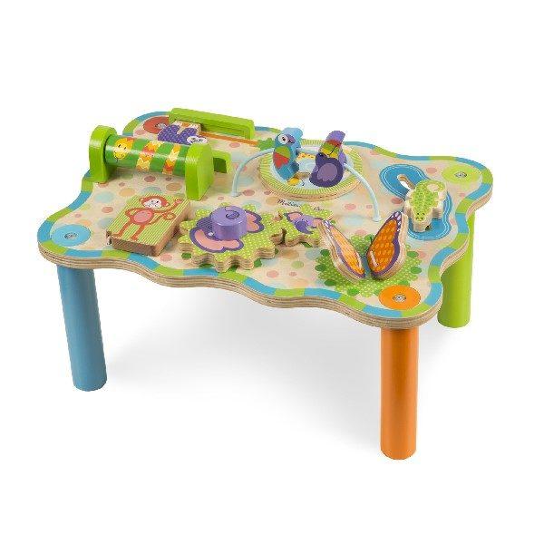 развивающий столик джунгли мелисса даг