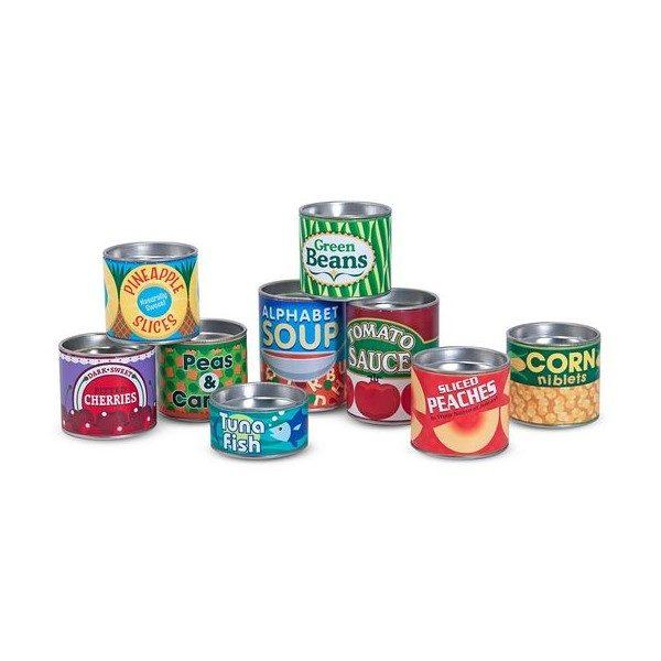 набор продуктов консервы мелисса даг
