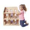большой деревянный дом мелисса даг