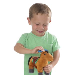 набор уход за лошадкой мелисса даг