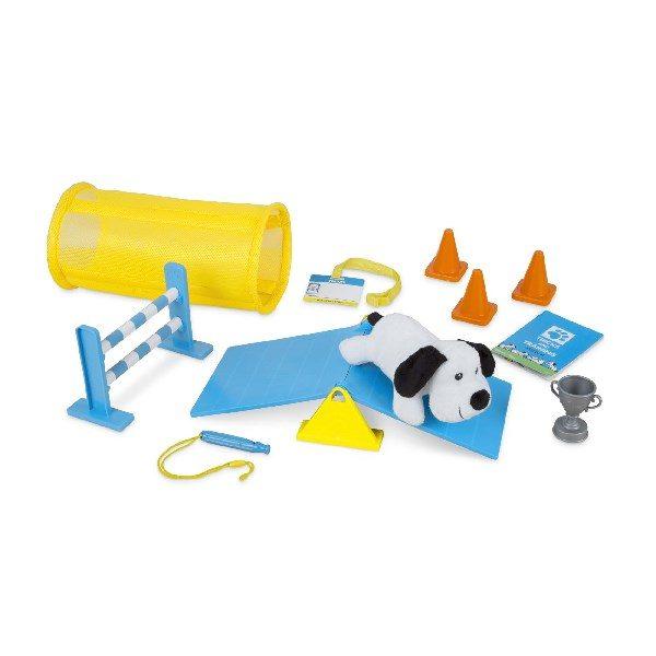 игровой набор тренируем щенка мелисса даг