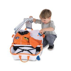 чемодан trunki скай космонавт