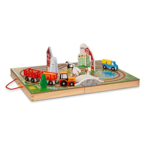 транспортный набор ферма мелисса даг